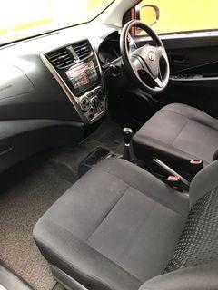 kereta sewa axia manual