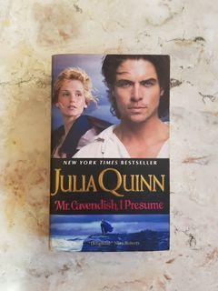 Mr. Cavendish, I Presume by Julia Quinn (Book)