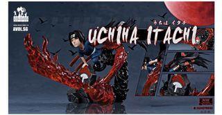 (Ready Stock) NW Studio Akatsuki Uchiha Itachi WCF