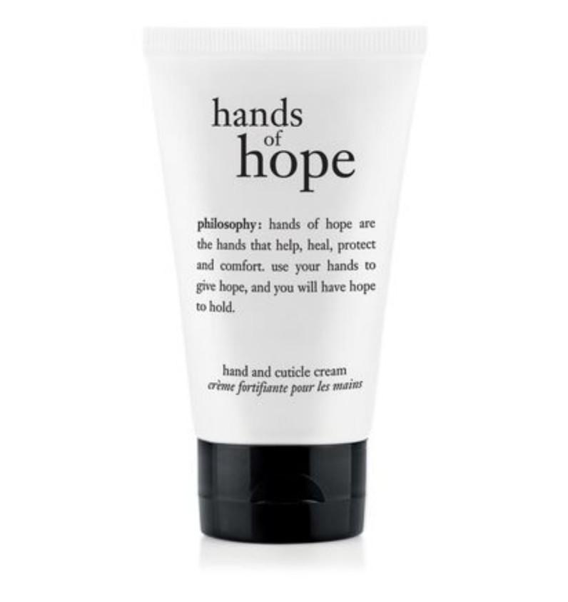 🌸philosophy Hands Of Hope Hand & Cuticle Cream