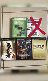 Ps2, Xbox360