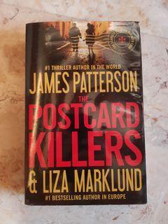 The Postcard Killers by James Patterson & Liza Marklund (Book)