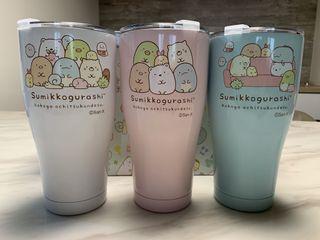 角落生物冰霸杯 3個250 環保 時尚 全新杯子