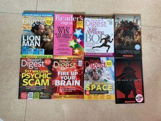 英文小書 Reader's Digest(一本50)