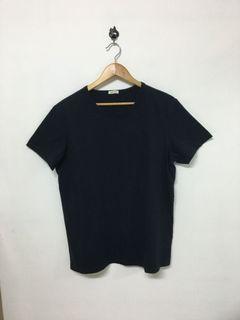 Anden Hud 深藍短袖素T Men's T-shirt