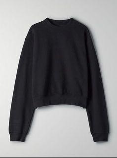 Aritzia TNA Shrunken Sweater