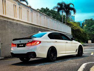 Bmw G30 for rent