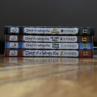 REPRICED DIARY OF A WIMPY KID