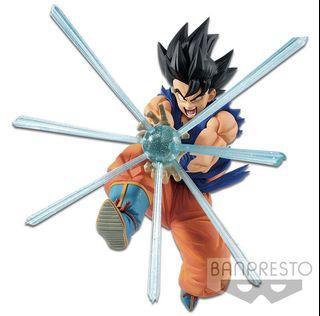 Dragonball Z G x Materia The Son Goku
