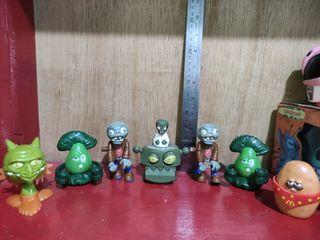 Figure Plant VS Zombie Squad