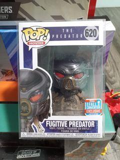 Funko Pop Movies - The Predator - Fugitive Predator Fall Convention Exclusive
