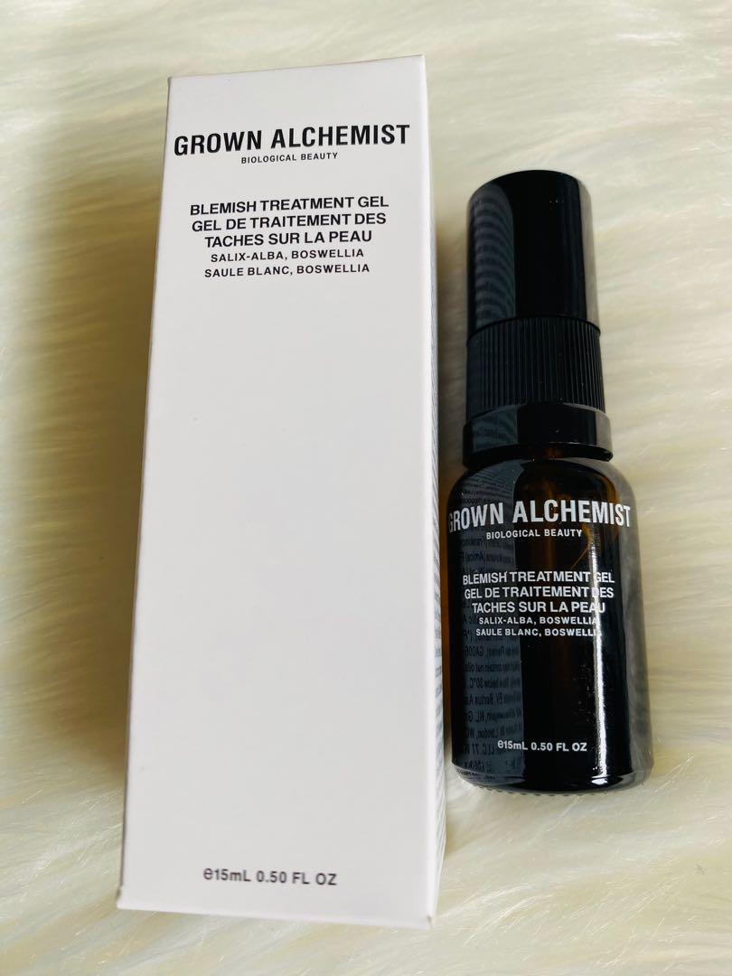 GROWN ALCHEMIST BLEMISH TREATMENT GEL