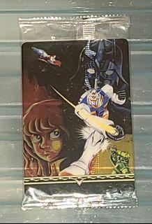 Gundam  高達 機動戰士  模型 公仔 閃卡