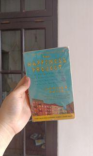 Happiness Project - Gretchen Rubin (ORI, ENGLISH, KOLPRI)