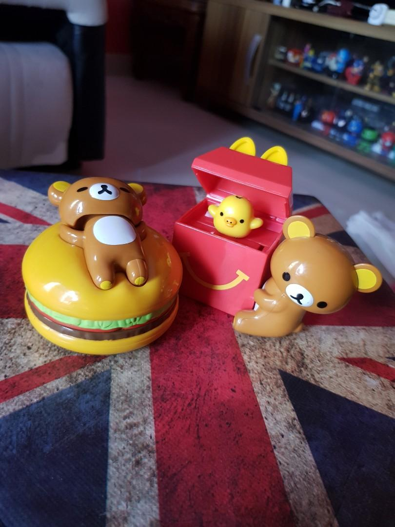 Happy meal - rillakuma