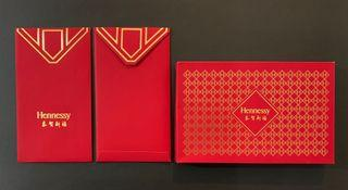 Hennessy Red Packet