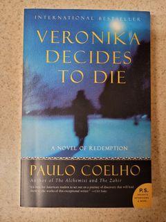 International Best seller Veronika Decides to Dieby Paulo Coelho