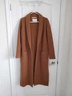 Like-New Aritzia Babaton Luxe Lounge Jacket
