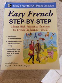 McGraw Hill Easy French Step by Step
