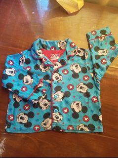 Mickey baju tidur disney