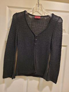 Nevada Crochet sweater size small excellent condition
