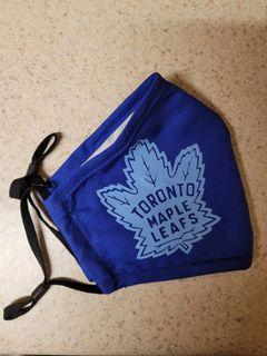 Official Toronto Maple Leaf mask brand new