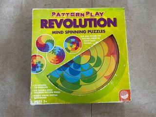 Pattern Play Revolution Mind Spinning Puzzle