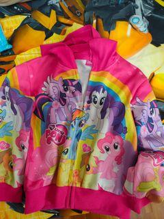 Pre-💗 my little pony sweater with hoodie