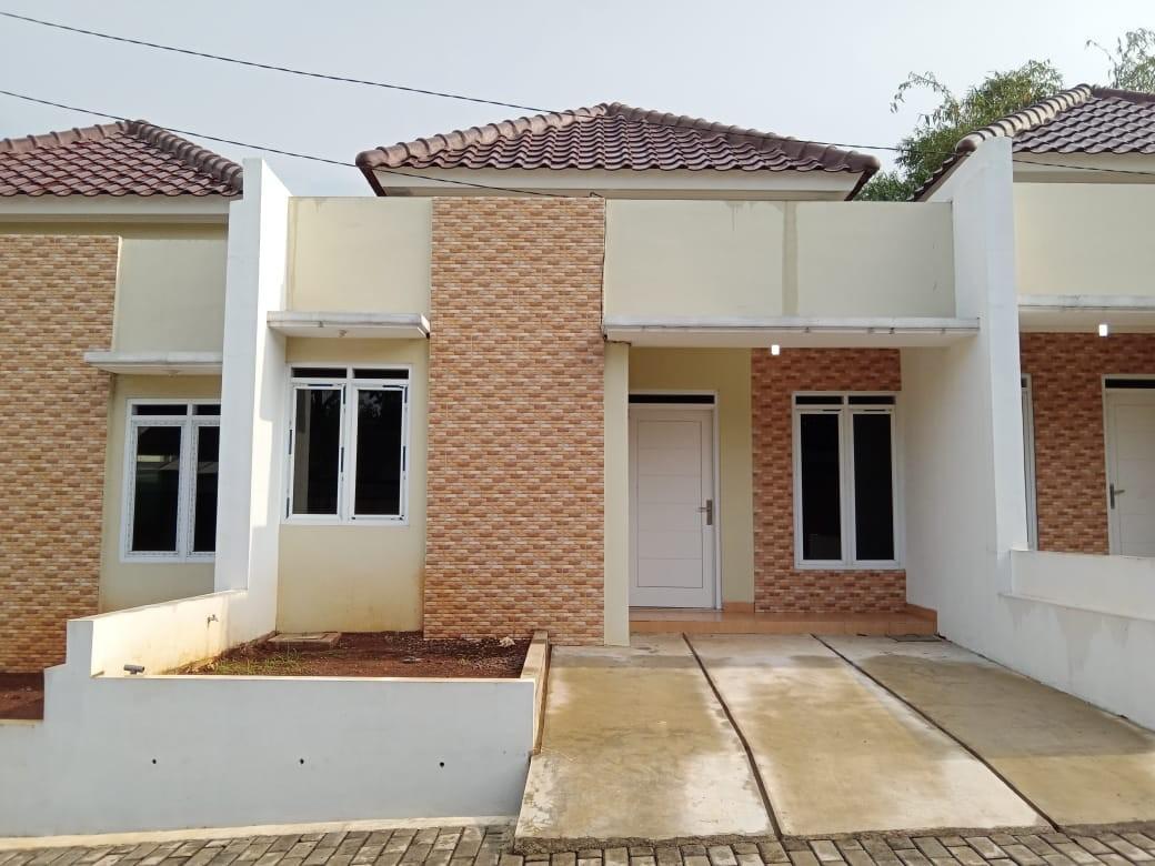 Rumah baru cluster minimalis siap huni di lokasi strategis