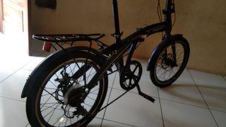 Sepeda lipat evergreen