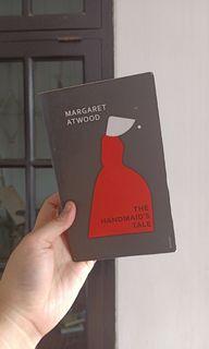 The Handmaid's Tale - Margaret Atwood (ORI, ENGLISH, KOLPRI)