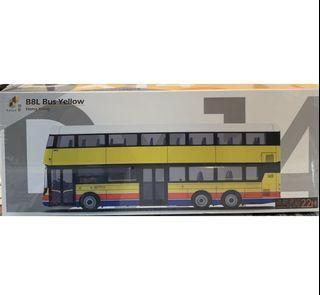 Tiny DX14 城巴 CTB 1:64 Volvo B8L 1/64巴士模型車仔 非九巴KMB 玻璃梯