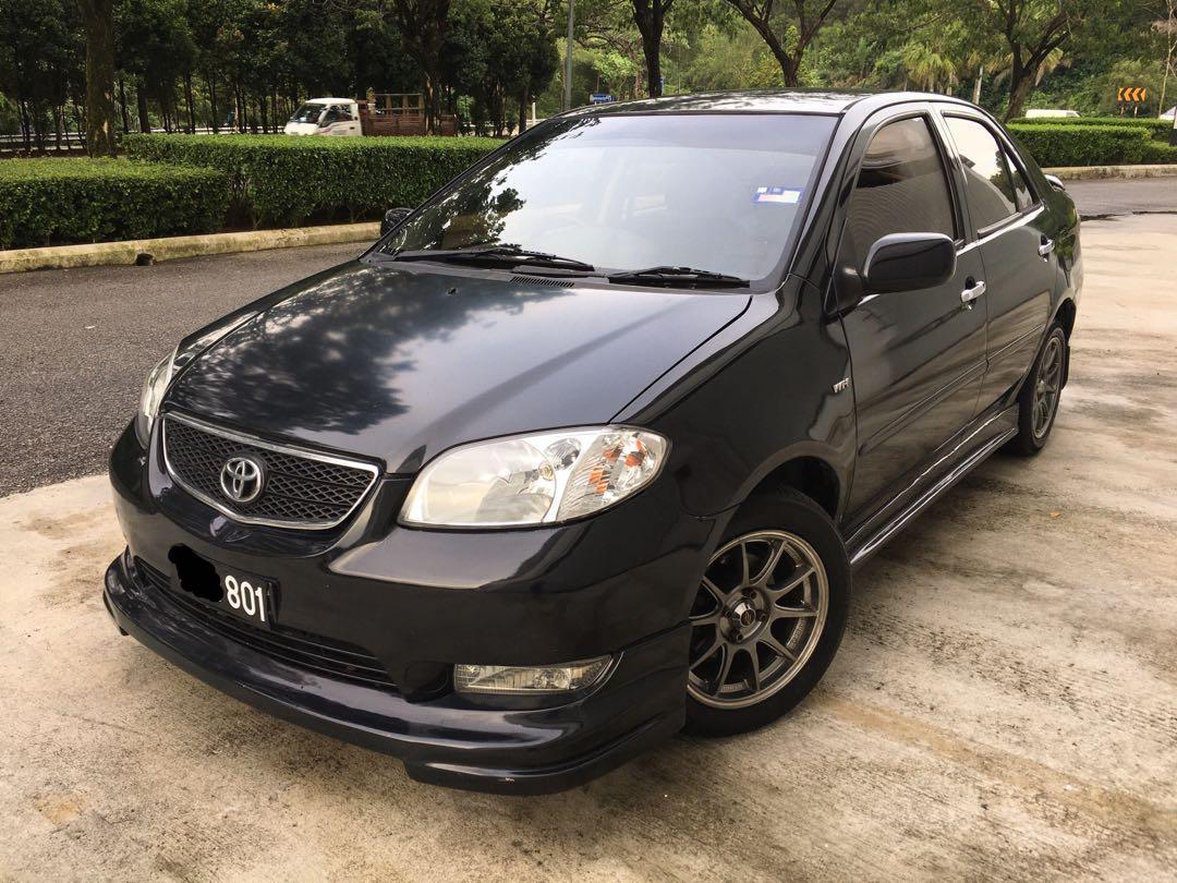 Toyota Vios G Spec (Auto) 2004