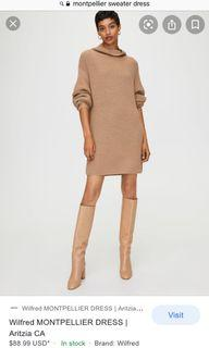 Wilfred Montpellier dress S