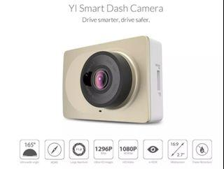 YI Smart Dashcam Camera With ADAS 2.7 Screen Full HD 1080P 60fps with G-Sensor Night Vision