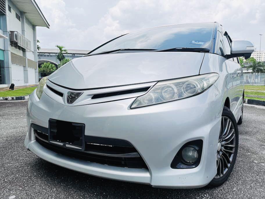 08/10 Toyota Estima Aeras 2.4 (A)