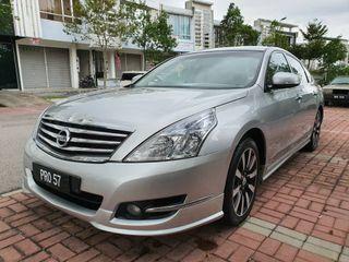 2011 Nissan Teana 2.0 (A) Muka 3K Loan Kedai