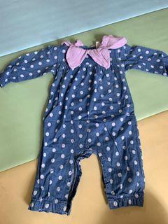 波點 Baby wear  sample .