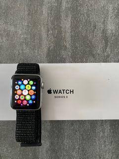 Apple Watch Series 3 (Silver 38mm)