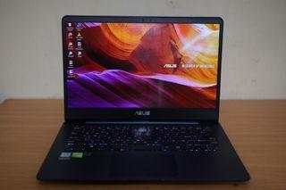 Asus ultrabook ux430unr intel i7 gen8 ram 16gb ssd 512gb fullhd ips