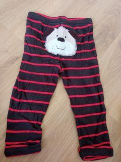 Carter's pants cute Bear