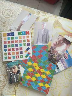 EXO-CBX album blooming days