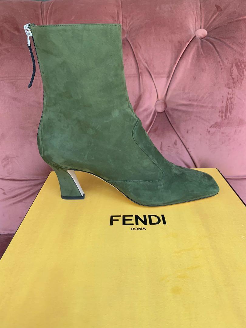 Fendi Forever Boots