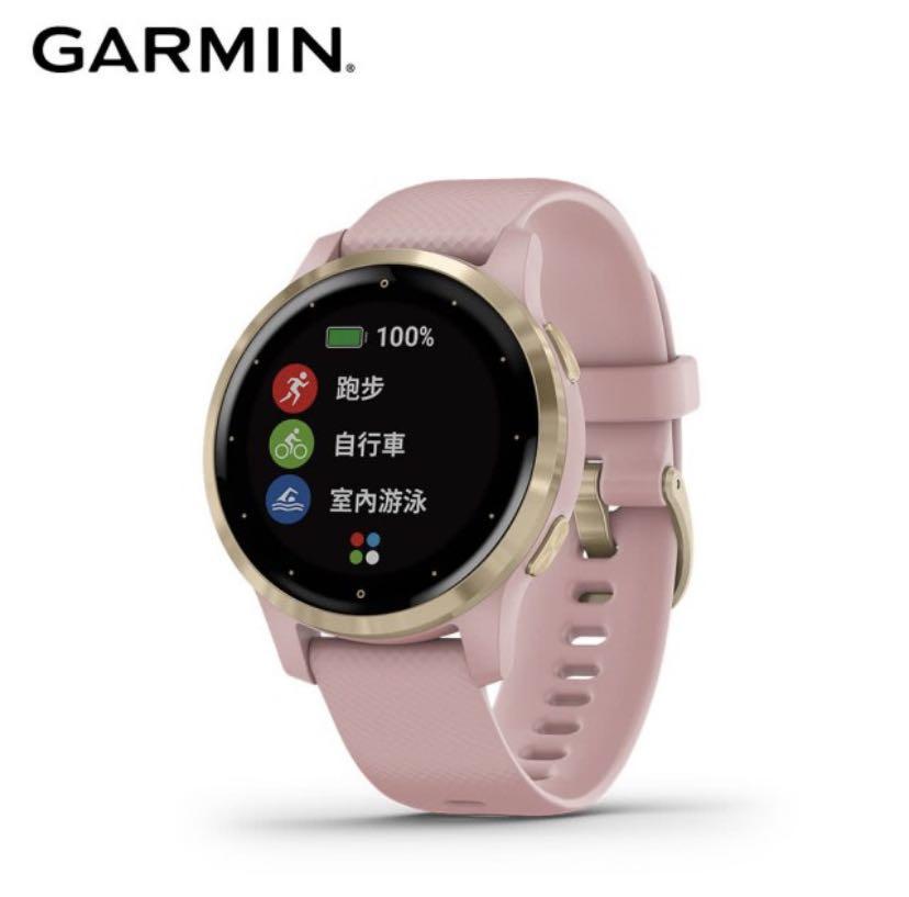[[降!!]Garmin vivoactive 4S 智慧手錶 運動手錶 行動支付 GPS