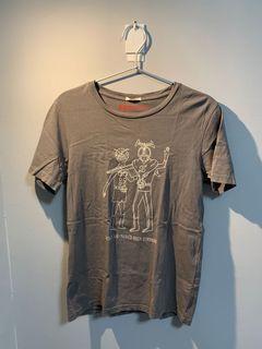 GU-男-絕版假面騎士聯名T恤