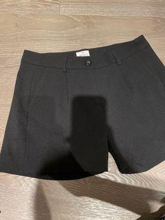 法國品牌Hartford 黑色短褲 1號