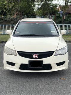 Honda Civic FD K24