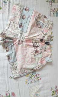 Hotpants canvas