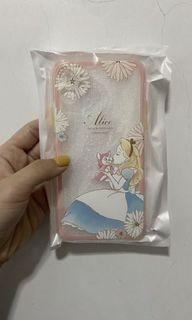 [現貨]iPhone iphone11迪士尼 粉紅 愛麗絲 透明撞色 手機殼 11