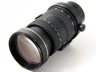 Lensa super tele Tokina 80-400 mm F/4.5-5.6for canon